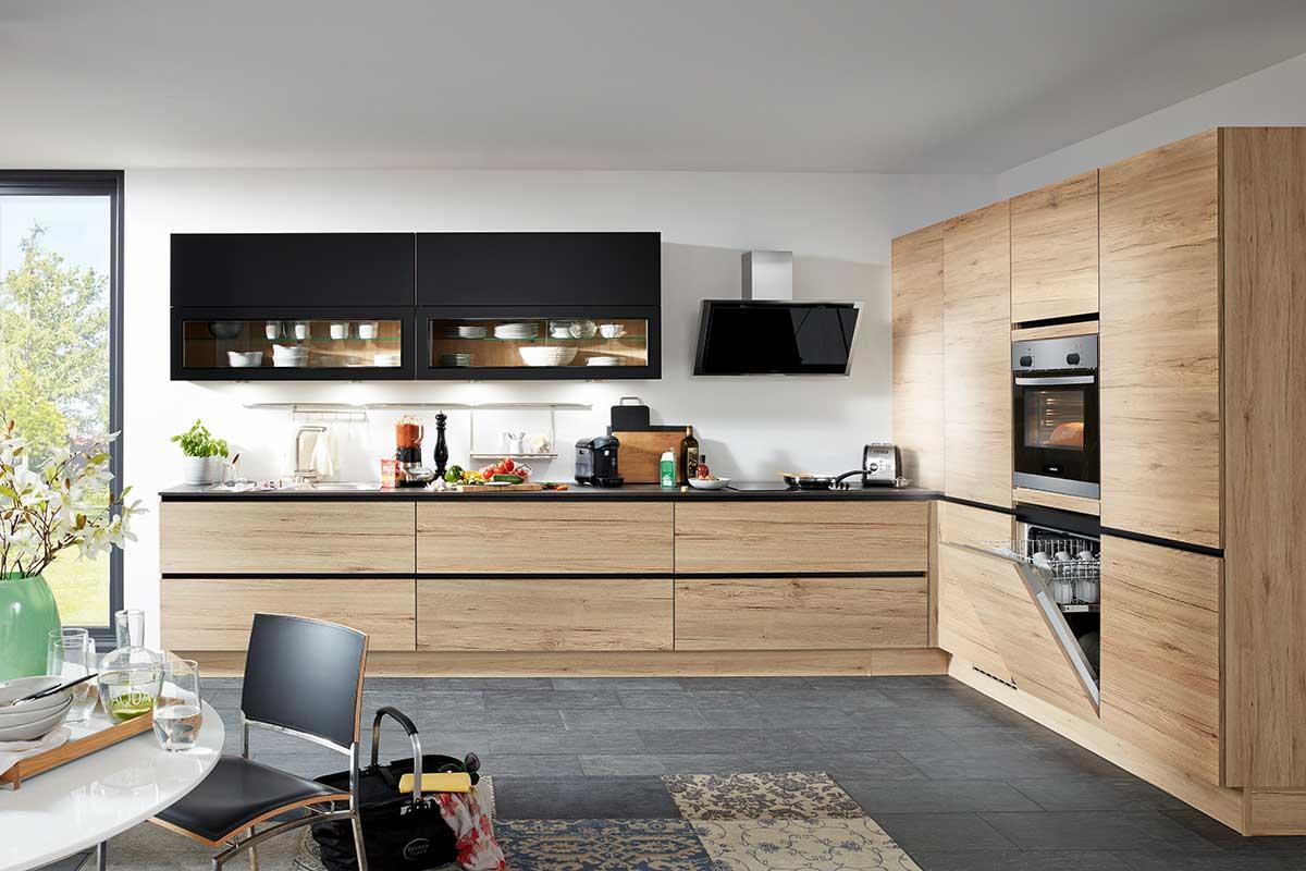 Moderne Küche - Ihr Küchenfachhändler aus Oberhausen: Maus Küchen