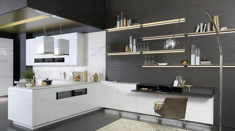Wandgestaltung - Ihr Küchenfachhändler aus Oberhausen: Maus Küchen